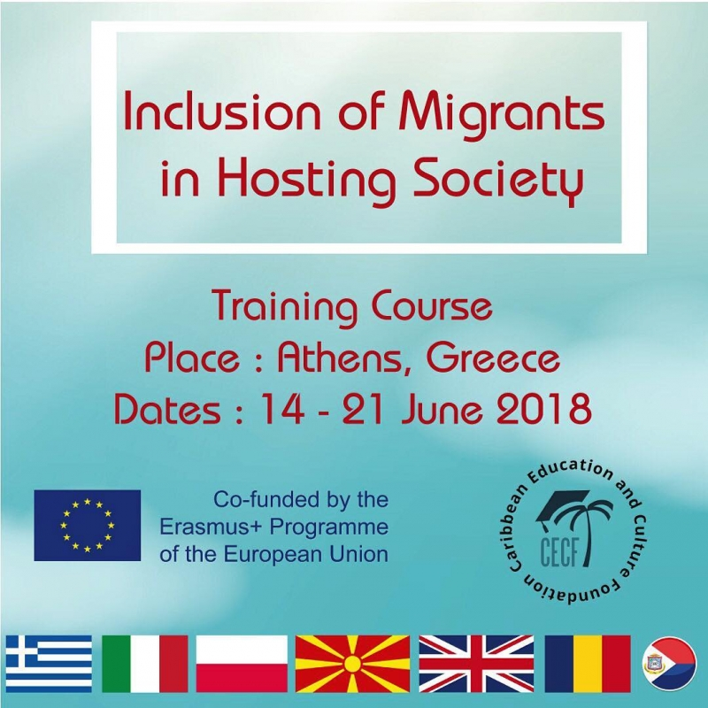 Training Course in Greece